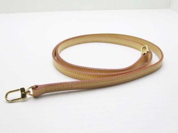 ルイヴィトン ショルダーストラップ ヌメ革美品  ショルダーストラップ120 J00145