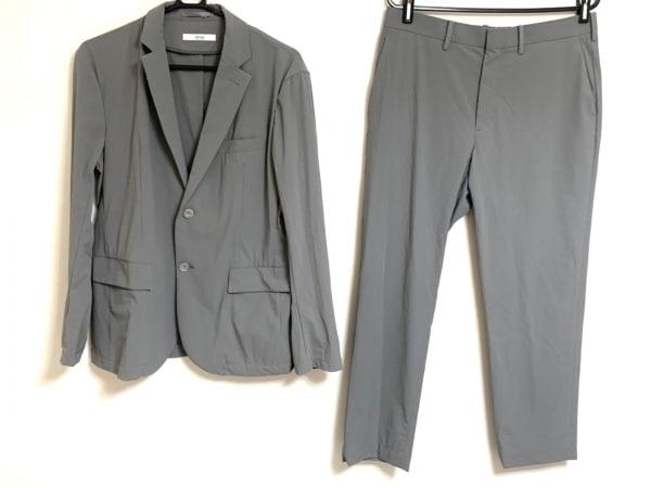 JOURNALSTANDARD(ジャーナルスタンダード) シングルスーツ サイズM メンズ グレー