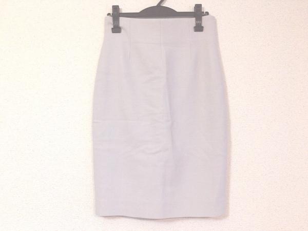 ザシークレットクローゼット スカート サイズ1 S レディース新品同様  ライトグレー