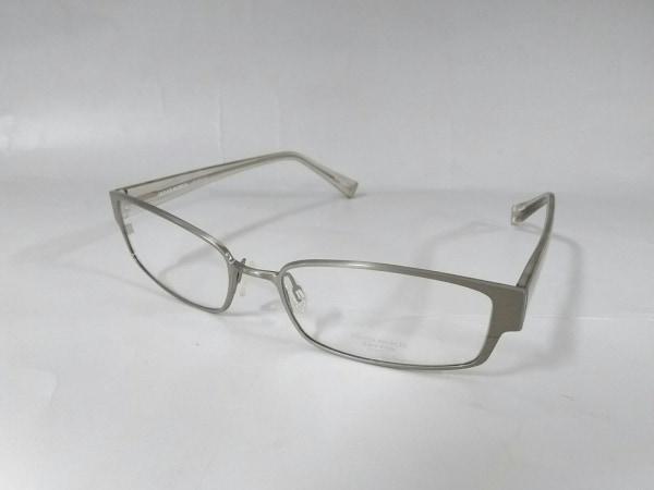 オリバーピープルズ サングラス 54□17-135 シルバー×クリア プラスチック×金属素材