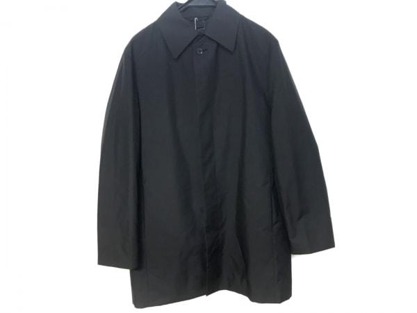 DURBAN(ダーバン) コート サイズLL メンズ美品  黒 春・秋物