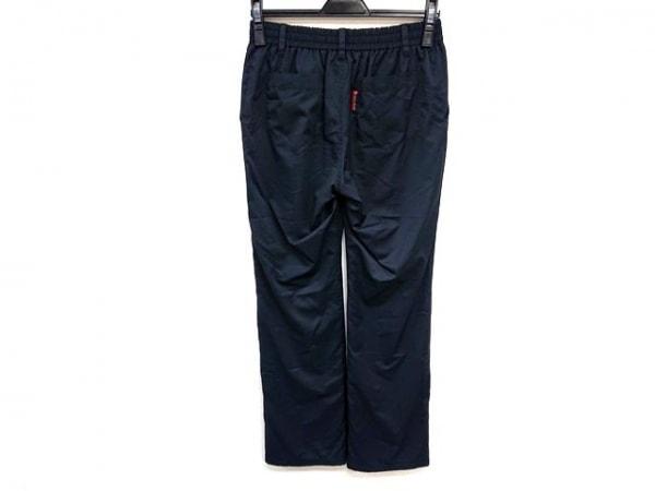 CastelbajacSport(カステルバジャックスポーツ) パンツ サイズ1 S レディース 黒×白