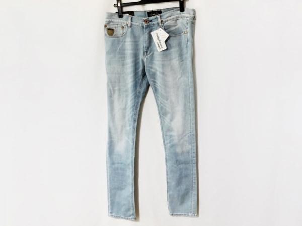April77(エイプリルセブンティセブン) ジーンズ サイズ30 メンズ美品  ライトブルー