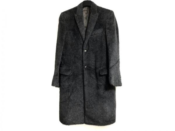 アレキサンダーマックイーン コート サイズ48 XL メンズ ダークグレー 冬物