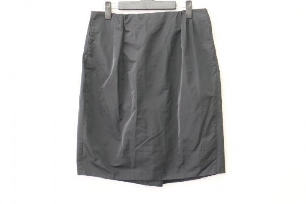 JILSANDER(ジルサンダー) スカート サイズ38 S レディース美品  黒