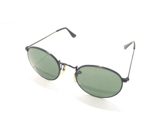 Ray-Ban(レイバン) サングラス美品  W0604 黒 プラスチック×金属素材