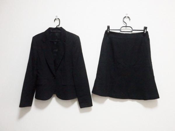 ru(アールユー) スカートスーツ サイズ1 S レディース 黒