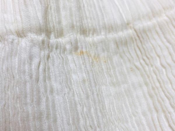 HIROKO BIS(ヒロコビス) ロングスカート サイズ9 M レディース 白