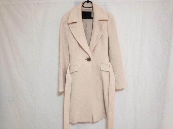 UNTITLED(アンタイトル) コート サイズ2 M レディース美品  ピンク 冬物