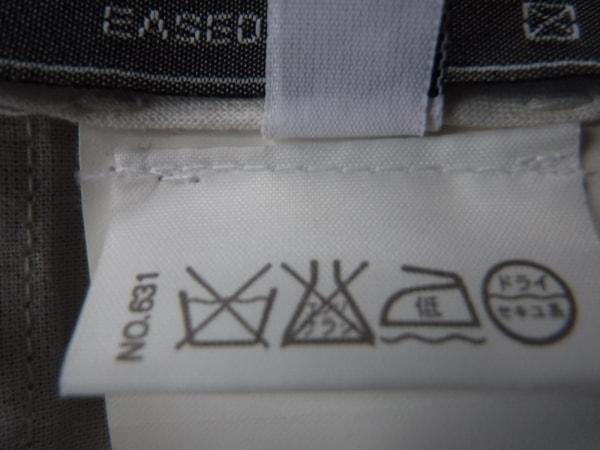 マルタンマルジェラ パンツ サイズ42 M メンズ ライトグレー×白 ストライプ