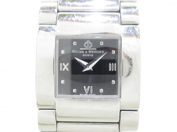 BAUME&MERCIER(ボーム&メルシエ) 腕時計 MV045197 レディース 黒