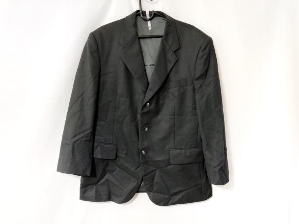 LANVIN COLLECTION(ランバンコレクション) シングルスーツ メンズ ダークグレー 3B