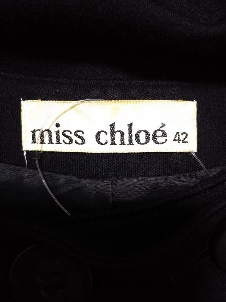 MISS CHLOE(クロエ) ワンピース サイズ42 L レディース 黒