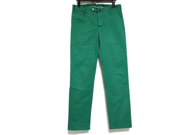 PT01(ピーティーゼロウーノ) パンツ サイズ48 XL レディース グリーン