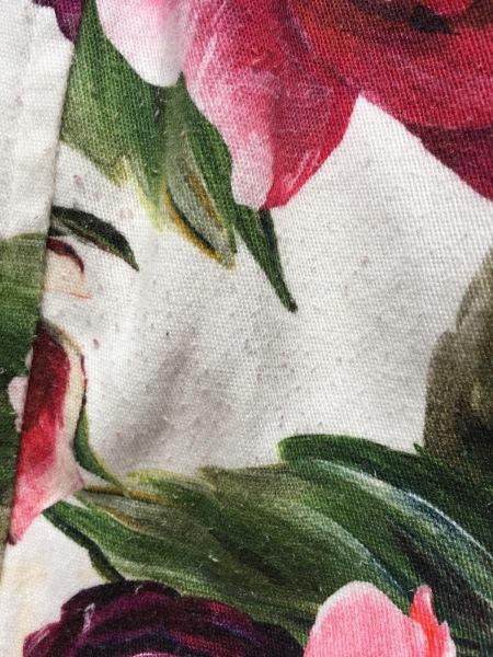 ドルチェアンドガッバーナ レディースパンツセットアップ サイズ38 S レディース 花柄