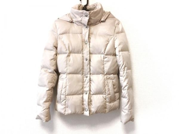 anySiS(エニシス) ダウンジャケット サイズ1 S レディース ライトグレージュ 冬物