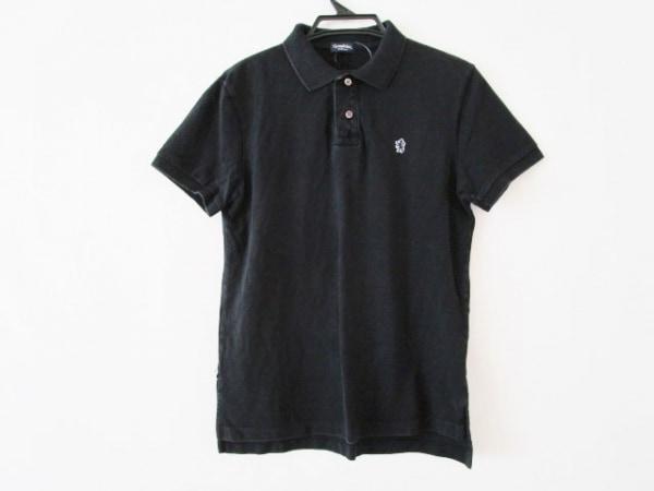 Gymphlex(ジムフレックス) 半袖ポロシャツ サイズM レディース 黒