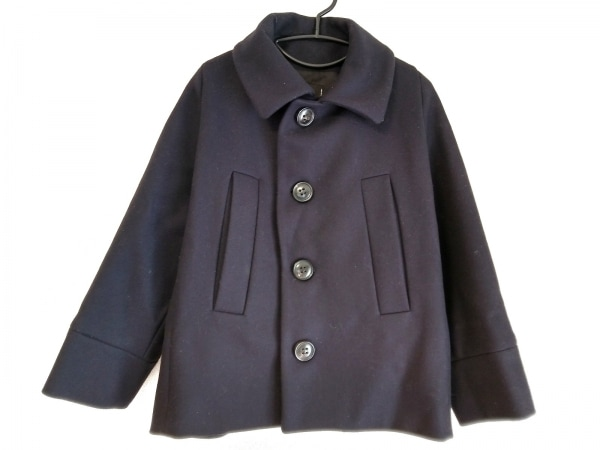 DSQUARED2(ディースクエアード) コート メンズ 黒 冬物