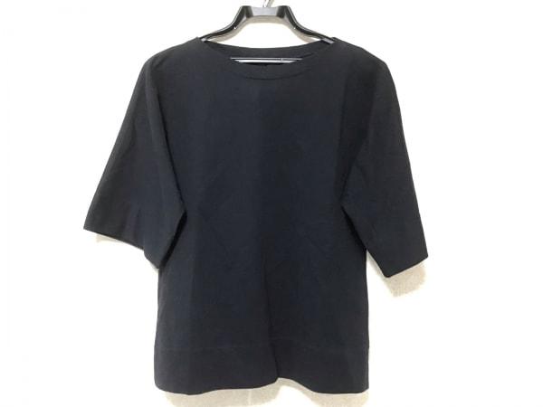 ソフィードール 半袖カットソー サイズ38 M レディース美品  ダークネイビー