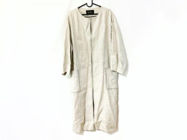 Unaca(アナカ) コート サイズ38 M レディース アイボリー 春・秋物