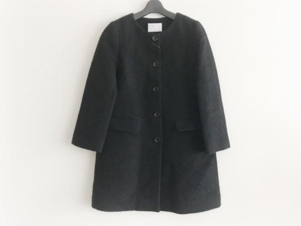 IENA(イエナ) コート レディース美品  黒 冬物