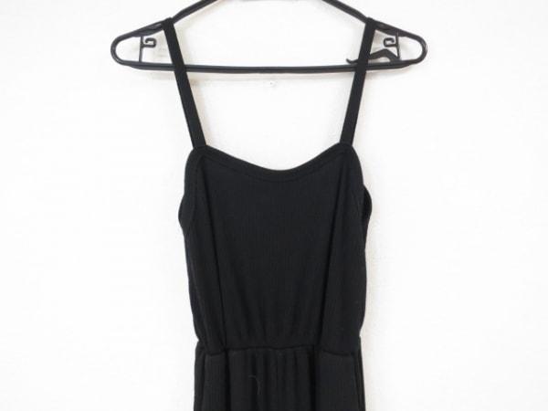 Anela for Dress(アネラフォードレス) オールインワン サイズF レディース 黒 TOKYO