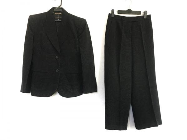 アレキサンダーマックイーン レディースパンツスーツ サイズ42 XL レディース 黒