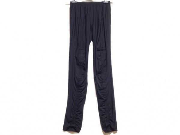 HIROKO BIS(ヒロコビス) パンツ サイズ9 M レディース 黒 ウエストゴム/eSSeNtieL