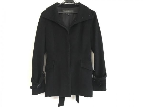 ボディドレッシングデラックス コート サイズ9 M レディース 黒 冬物