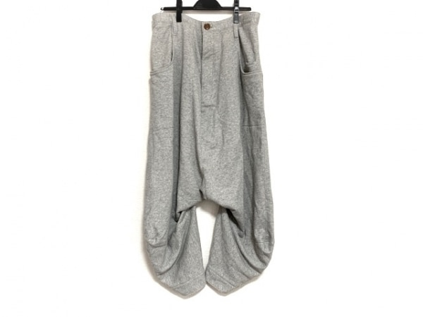ヴィヴィアンウエストウッドマン パンツ サイズ48 XL メンズ ライトグレー