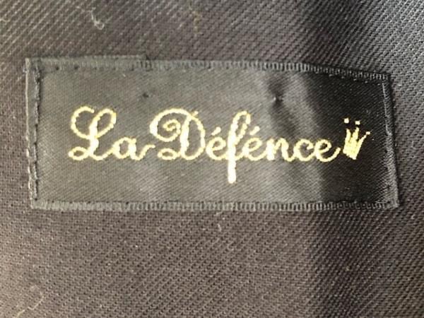 La Defence(ラデファンス) ワンピース サイズ9 M レディース美品  ネイビー×黒