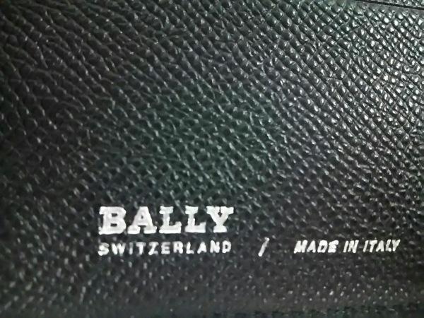 BALLY(バリー) 札入れ美品  ボレン 6218523 黒 レザー 5