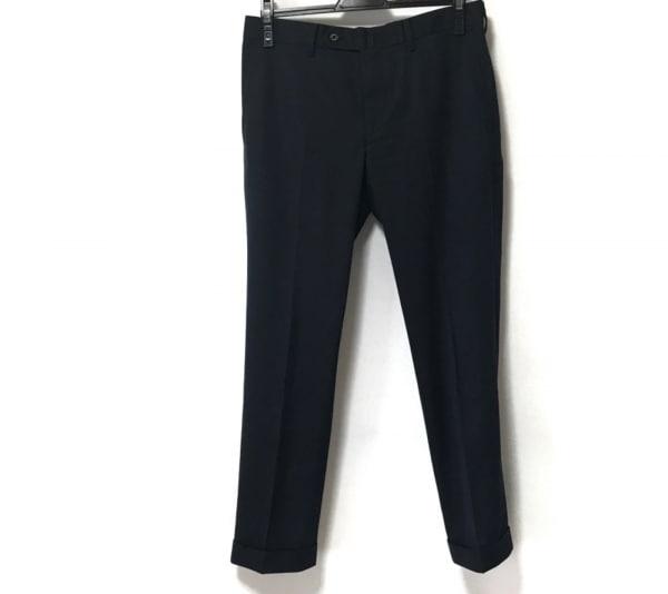 マッキントッシュフィロソフィー パンツ サイズ40 M メンズ美品  ダークネイビー
