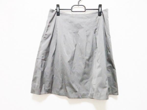 ANTEPRIMA(アンテプリマ) スカート サイズ44 L レディース グレー
