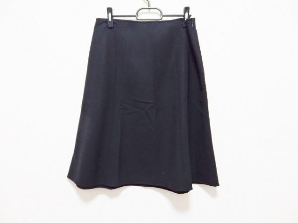 ANTEPRIMA(アンテプリマ) スカート サイズ42 M レディース 黒
