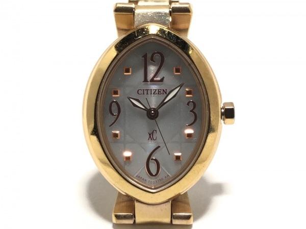 CITIZEN(シチズン) 腕時計美品  XC B036-T01525 レディース シルバー