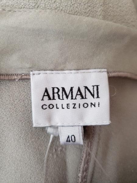 ARMANICOLLEZIONI(アルマーニコレッツォーニ) スカート サイズ40 M レディース グレー