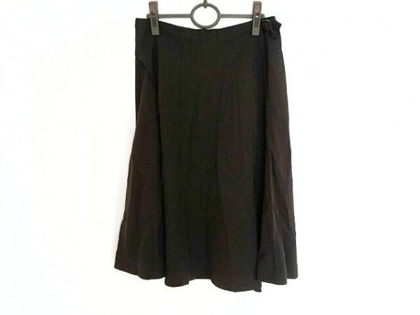 Y's(ワイズ) スカート サイズ2 M レディース美品  黒