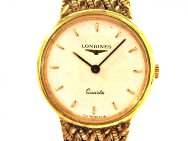 LONGINES(ロンジン) 腕時計 - レディース 白