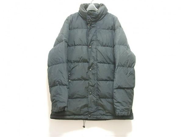 ARMANIJEANS(アルマーニジーンズ) ダウンジャケット サイズ50(I) M メンズ 黒 冬物