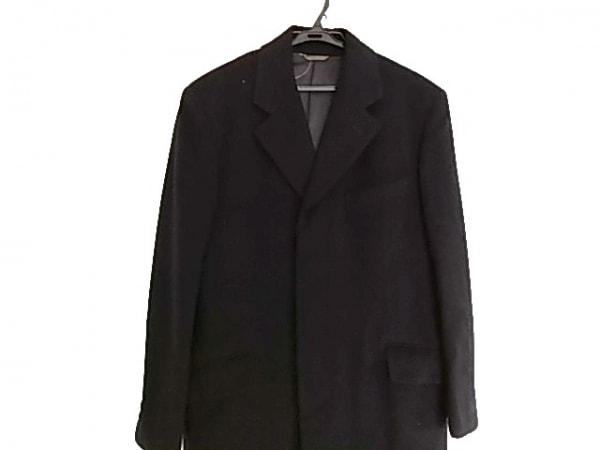 DURBAN(ダーバン) コート サイズM メンズ美品  黒 肩パッド