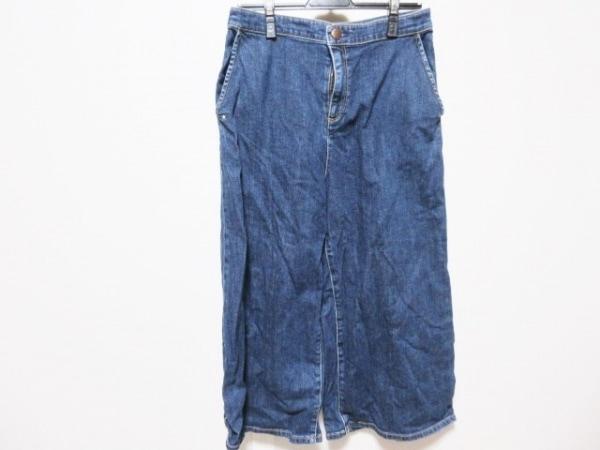 自由区/jiyuku(ジユウク) パンツ サイズ26 S レディース ネイビー TIMELESS/デニム