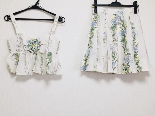 ミー&ミークチュール スカートセットアップ サイズ0 XS レディース美品  花柄