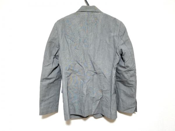 Platinum COMME CA(プラチナコムサ) ジャケット サイズS メンズ美品  ライトグレー
