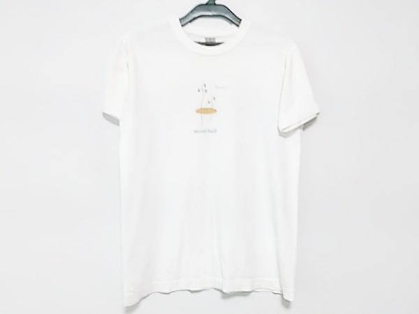 mont-bell(モンベル) 半袖Tシャツ サイズM レディース 白×マルチ