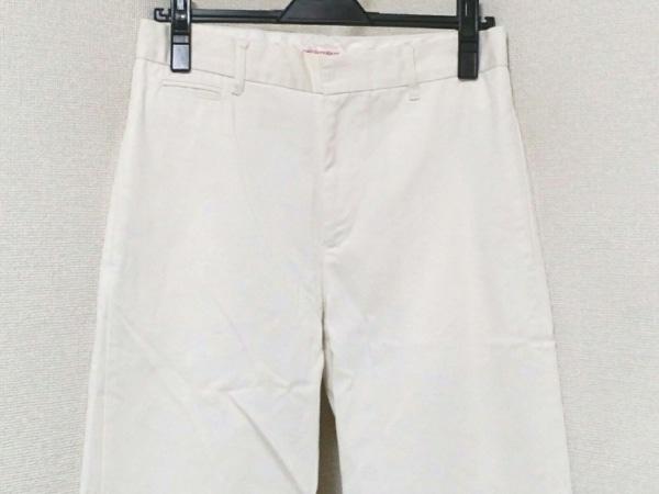 DRESSTERIOR(ドレステリア) パンツ サイズ36 S レディース アイボリー