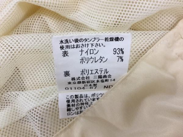 バーバリーゴルフ ベスト サイズM レディース美品  アイボリー ジップアップ/春・秋物