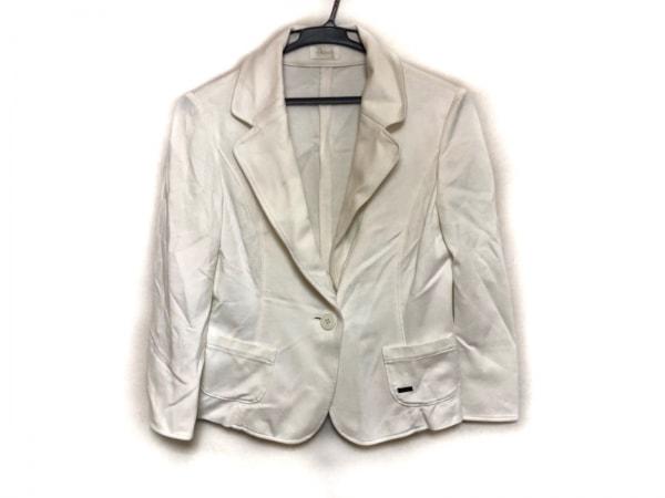 HARRODS(ハロッズ) ジャケット サイズ2 M レディース美品  アイボリー