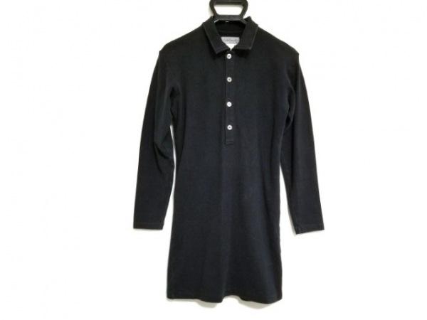 yohjiyamamoto(ヨウジヤマモト) 半袖ポロシャツ サイズM メンズ 黒