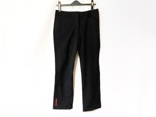 PRADA SPORT(プラダスポーツ) パンツ サイズ38 M メンズ美品  ダークグレー